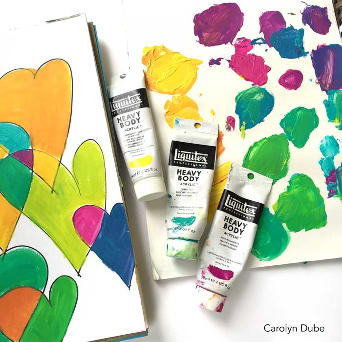 Color Theory with Carolyn Dube